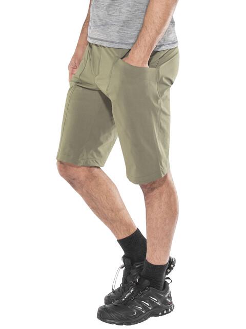 Klättermusen M's Magne Shorts Dusty Green